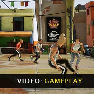 Street power football Gameplay Video