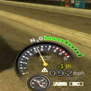 Street Racing Syndicate - Gauge