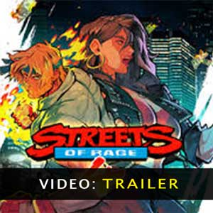 Buy Streets of Rage 4 CD Key Compare Prices