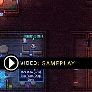 Streets of Rogue PS4 Gameplay Video