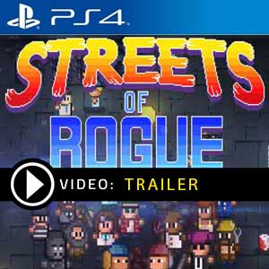Streets of Rogue PS4 Prices Digital or Box Edition