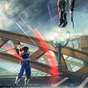 Strider Xbox One Fight