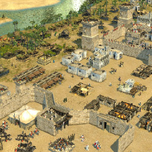 Stronghold Crusader 2 Map