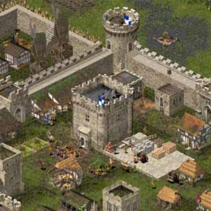 Stronghold HD - Castle