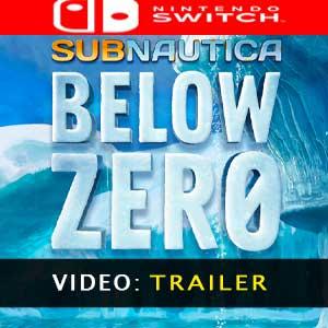 Subnautica Below Zero Nintendo Switch Video Trailer