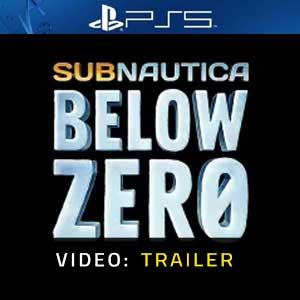 Subnautica Below Zero PS4 Video Trailer