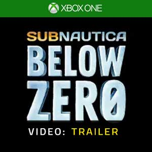 Subnautica Below Zero Xbox One Video Trailer