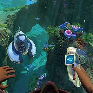 Construct Underwater Habitats