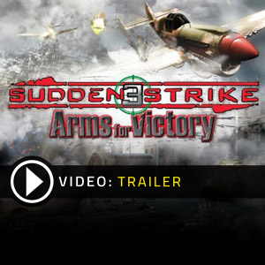Buy Sudden Strike 3 Arms For Victory CD Key Compare Prices