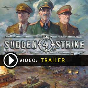Buy Sudden Strike 4 CD Key Compare Prices
