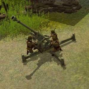 Sudden Strike Resource War - Canon
