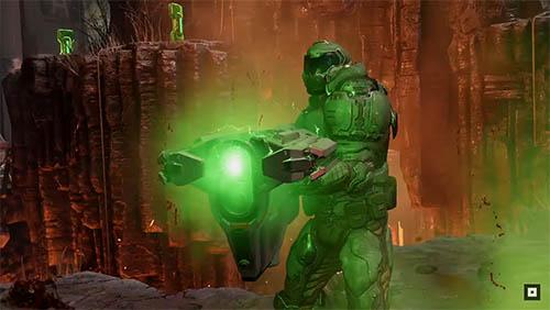 Doom suit
