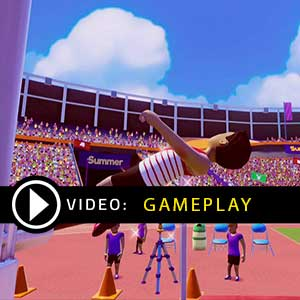 Summer Sports Games Nintendo Switch Gameplay Video