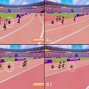800m Run