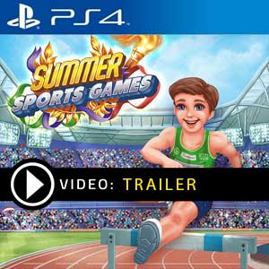 Summer Sports Games PS4 Prices Digital or Box Edition