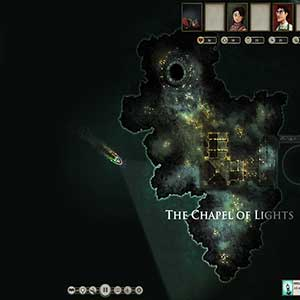 Sunless Sea The Chapel of Lights