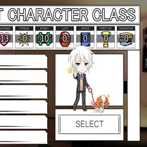 Academy Character Seletion
