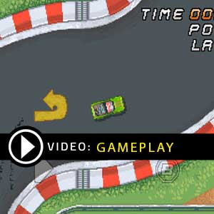 Super Arcade Racing Gameplay Video