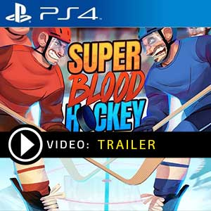 Super Blood Hockey PS4 Prices Digital Or Box Edition