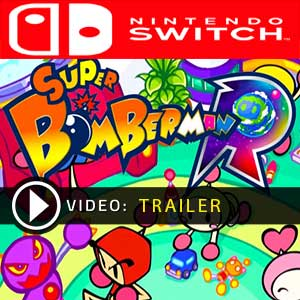 Super Bomberman R Nintendo Switch Prices Digital or Box Edition
