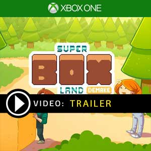 Super Box Land Demake Xbox One Prices Digital or Box Edition