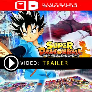 Super Dragon Ball Heroes World Mission Nintendo Switch Prices Digital or Box Edition