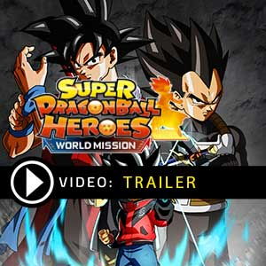 Buy Super Dragon Ball Heroes World Mission CD Key Compare Prices