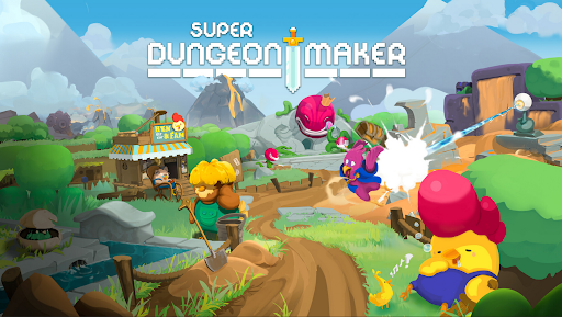 buy Super Dungeon Maker online cheap code