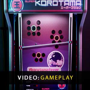 Super Korotama Gameplay Video