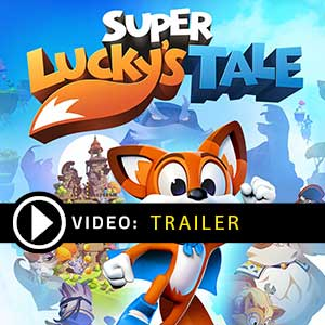 Buy Super Luckys Tale CD Key Compare Prices