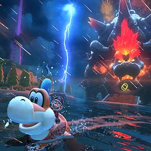 Super Mario 3D World + Bowser s Fury Nintendo Switch - Thunder Clouds