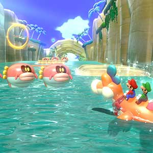 Super Mario 3D World + Bowser s Fury Nintendo Switch - River Monsters