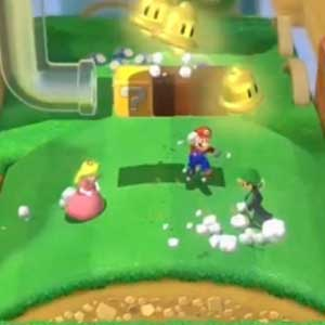 Super Mario 3 D World How To Spin Jump