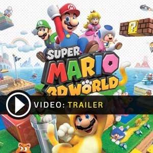 Buy Super Mario 3D World Nintendo Wii U Download Code Compare Prices