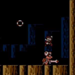 Super Mario Bros 3 Nintendo 3DS Jumping