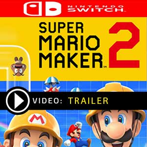 Buy Super Mario Maker 2 Nintendo Switch Compare prices