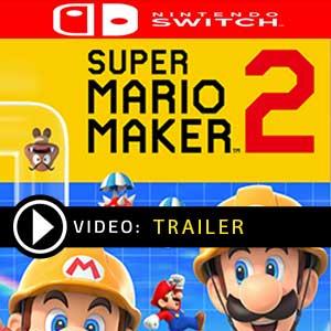 Super Mario Maker 2 Nintendo Switch Prices Digital or Box Edition