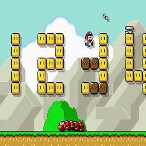 Super Mario Maker Nintendo Wii U Gameplay