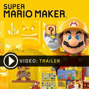Buy Super Mario Maker Nintendo Wii U CD Key Compare Prices