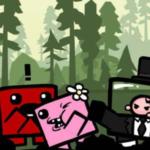 Super Meat Boy PS4 - Characters