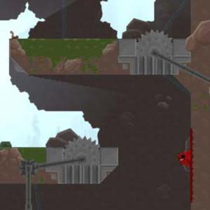 Super Meat Boy PS4 - World
