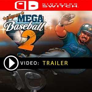 Super Mega Baseball 2 Nintendo Switch Prices Digital or Box Edition