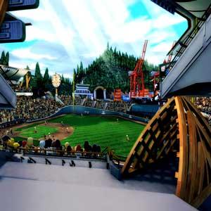 Super Mega Baseball Extra Innings The Emerald Diamond