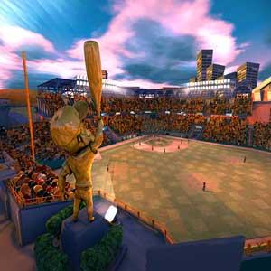 Super Mega Baseball Extra Innings Motor Yard