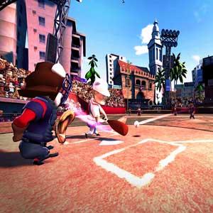 Super Mega Baseball Extra Innings Colonial Plaza