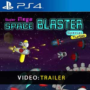 Super Mega Space Blaster Special Turbo PS4 Prices Digital or Box Edition