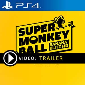 Super Monkey Ball Banana Blitz HD PS4 Prices Digital or Box Edition