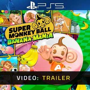 Super Monkey Ball Banana Mania PS5 Video Trailer