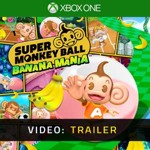 Super Monkey Ball Banana Mania Xbox One Video Trailer