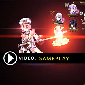 Super Neptunia RPG Gameplay Video